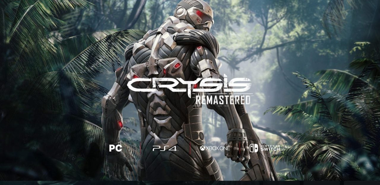 Rovinata la sorpresa di Crytek: Sotto a tutti gli indizi si cela... Crysis Remastered! (foto)