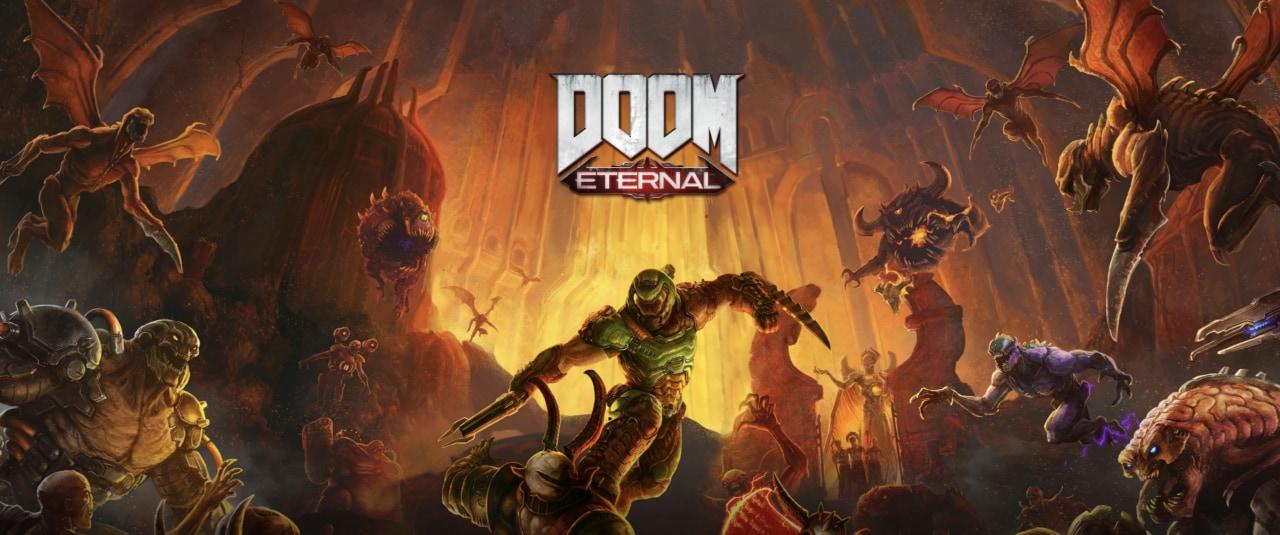 DOOM Eternal riceve un aggiornamento per le console next-gen: ecco le novità