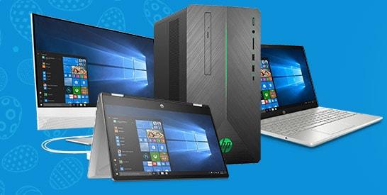 HP Easter Promo su ePRICE: offerte lampo per notebook e PC desktop