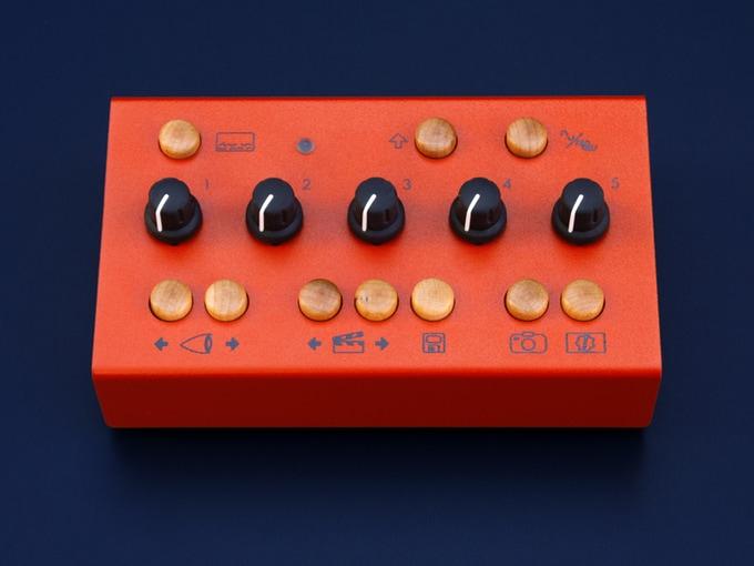 La musica prende vita con questo sintetizzatore video: EYESY sta avendo successo su Kickstarter (foto)
