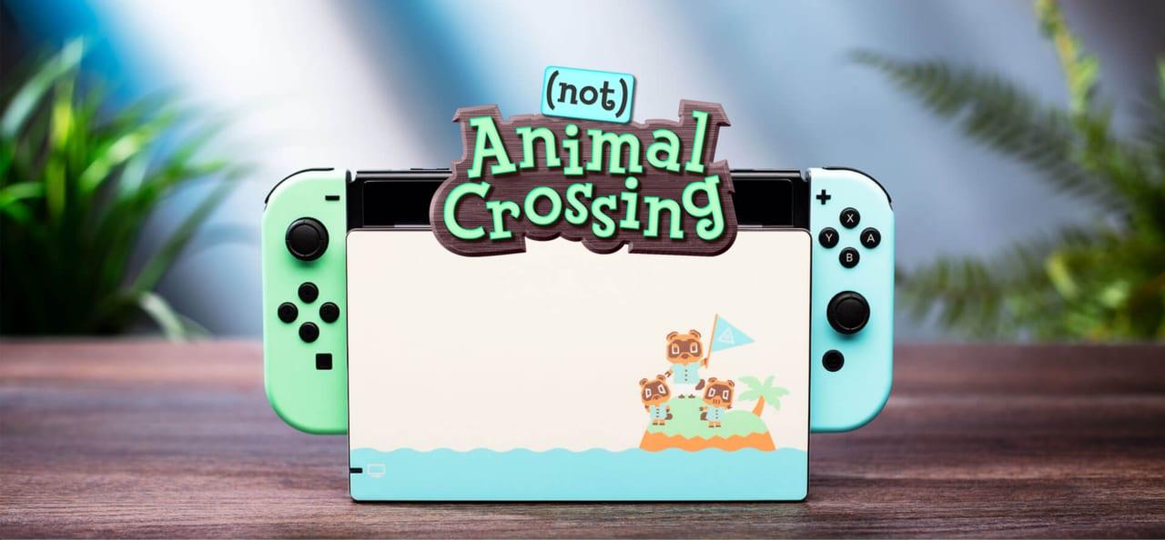 Animal Crossing è ovunque, anche su dbrand: ecco la skin per Nintendo Switch