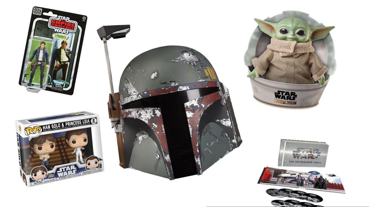 Festeggiate lo Star Wars Day con queste novità dedicate ai fan
