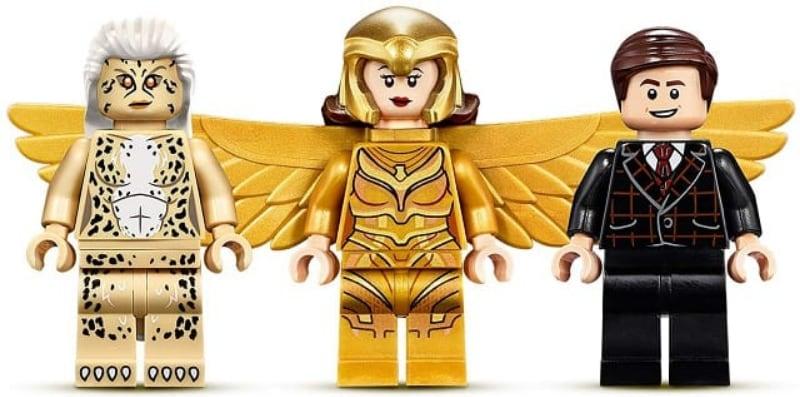 In attesa del film, LEGO presenta il set dedicato a Wonder Woman 1984 (foto)