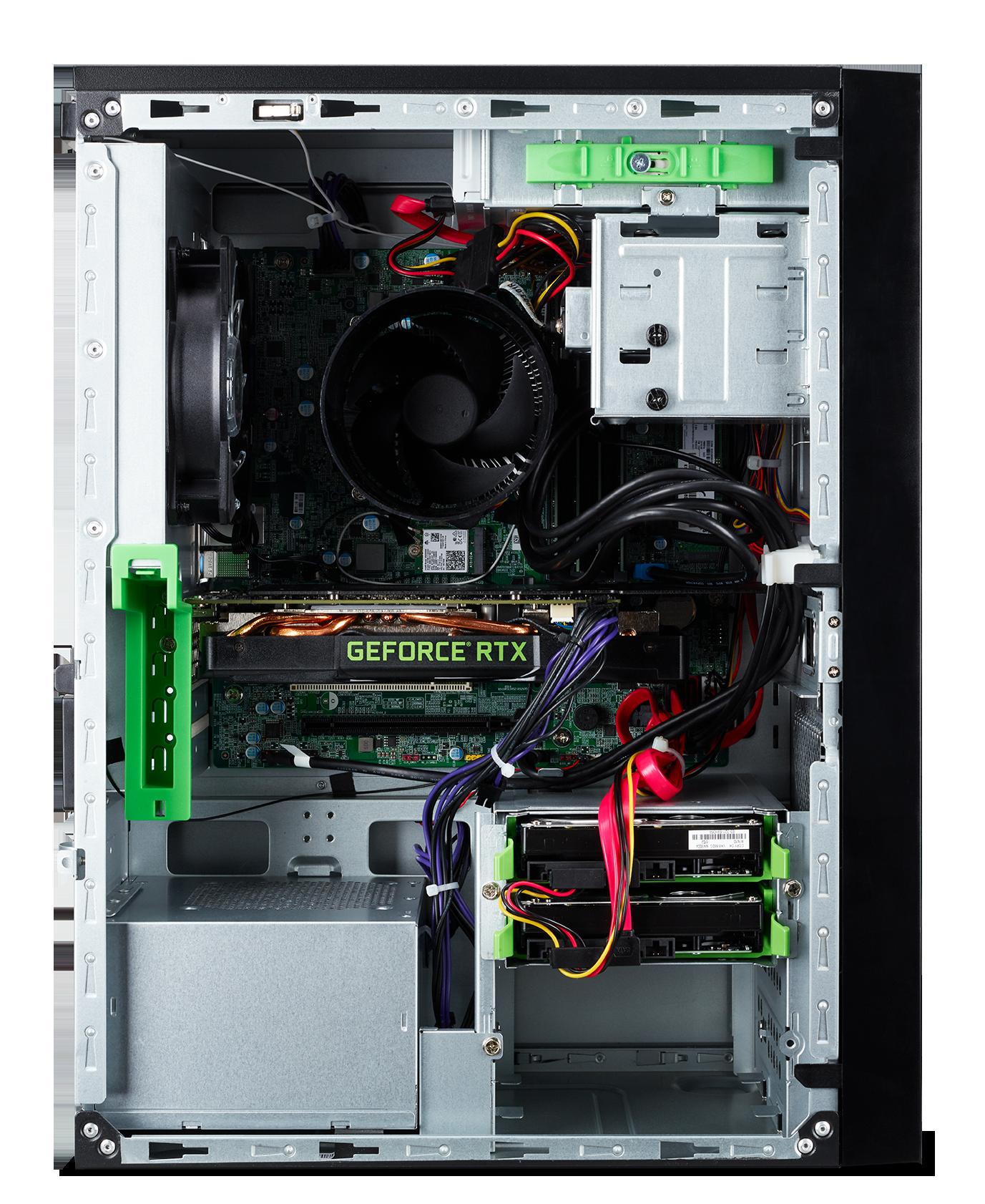 Acer Veriton K8_hot-swap-HDD_06