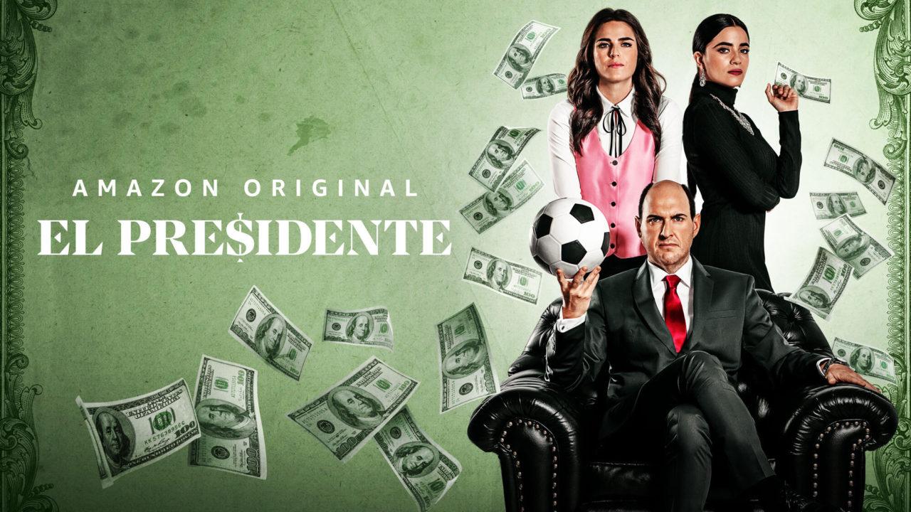 El Presidente: ecco il trailer della nuova serie di Amazon Prime Video in arrivo a giugno (video e foto)