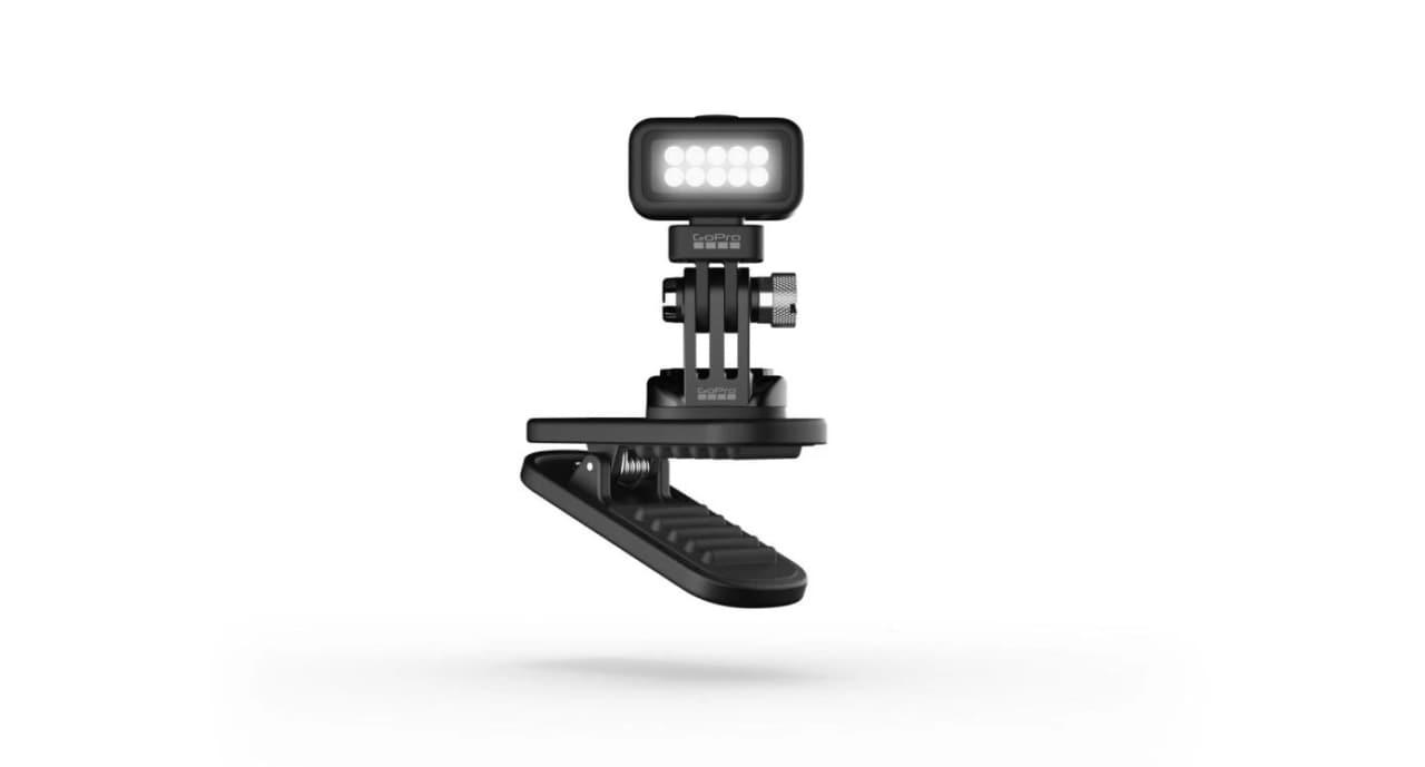 GoPro ha lanciato una piccola, costosissima, torcia