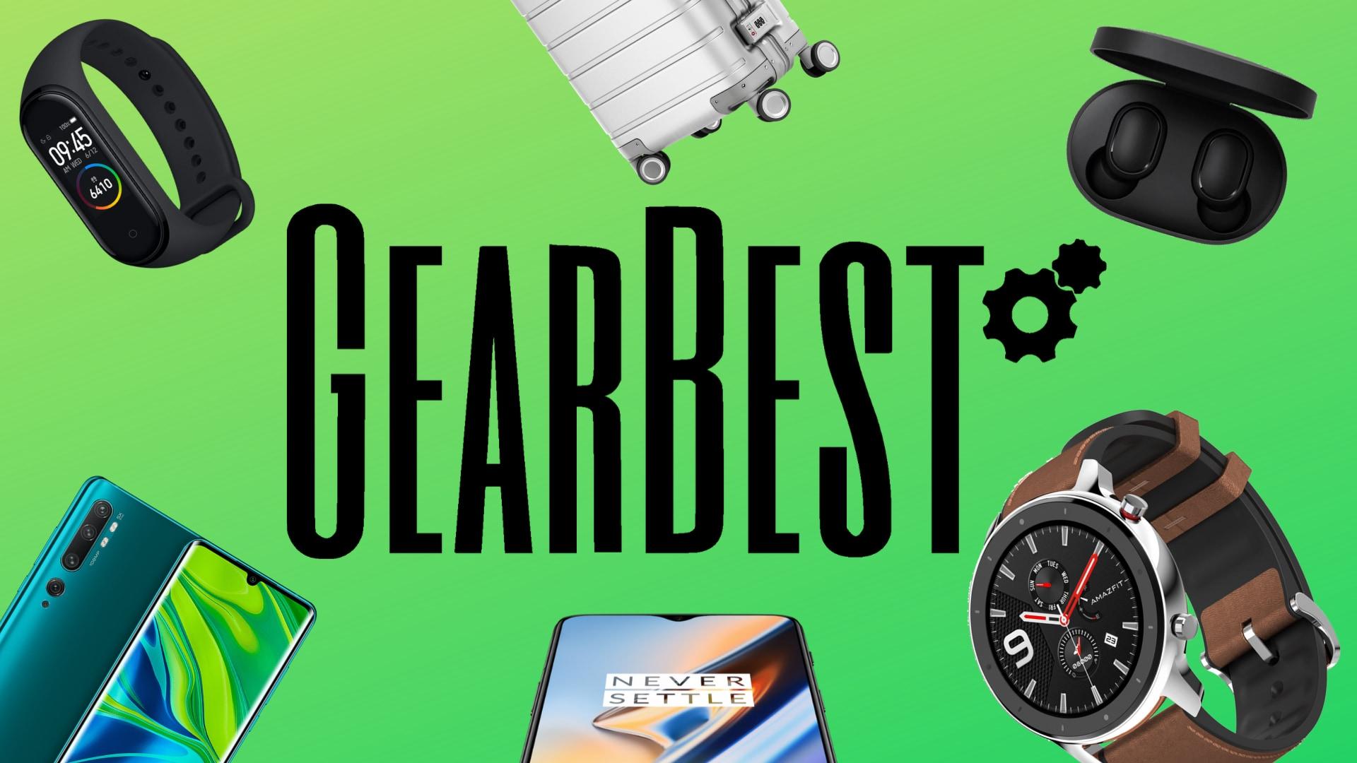 Offerte Gearbest: POCO F2 Pro, Oneplus 8 e zaino Xiaomi a 5€ tra le migliori di oggi