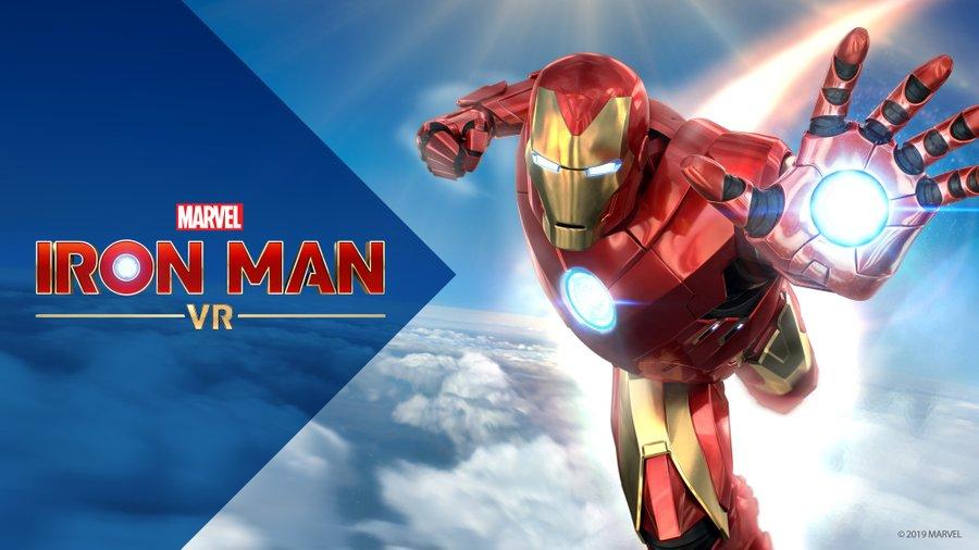 E nuova data fu! Ecco quando uscirà Marvel's Iron Man VR (video)