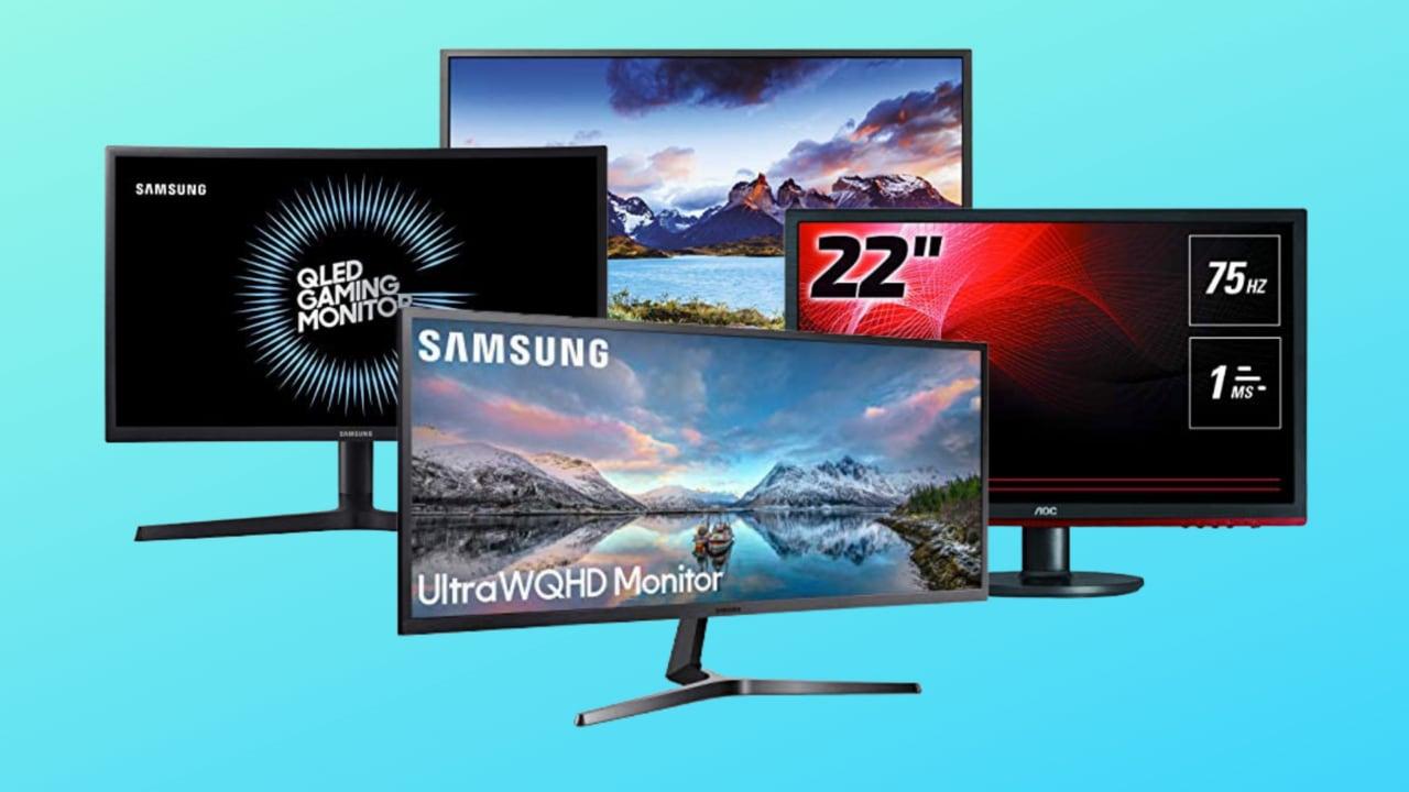 Monitor ASUS, Samsung e LG in offerta su Amazon: grandi e piccoli, tutti in sconto