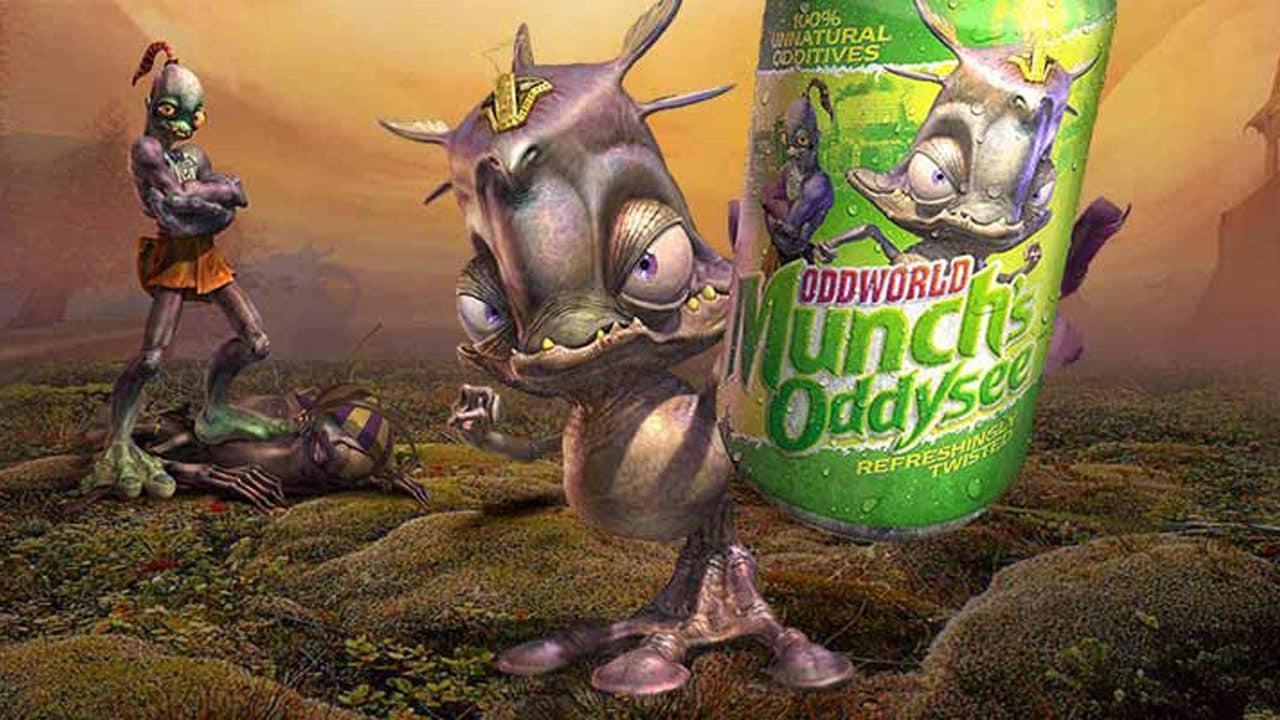 Il ritorno di Munch e Abe! Oddworld: Munch's Oddysee disponibile su Nintendo Switch (aggiornato)