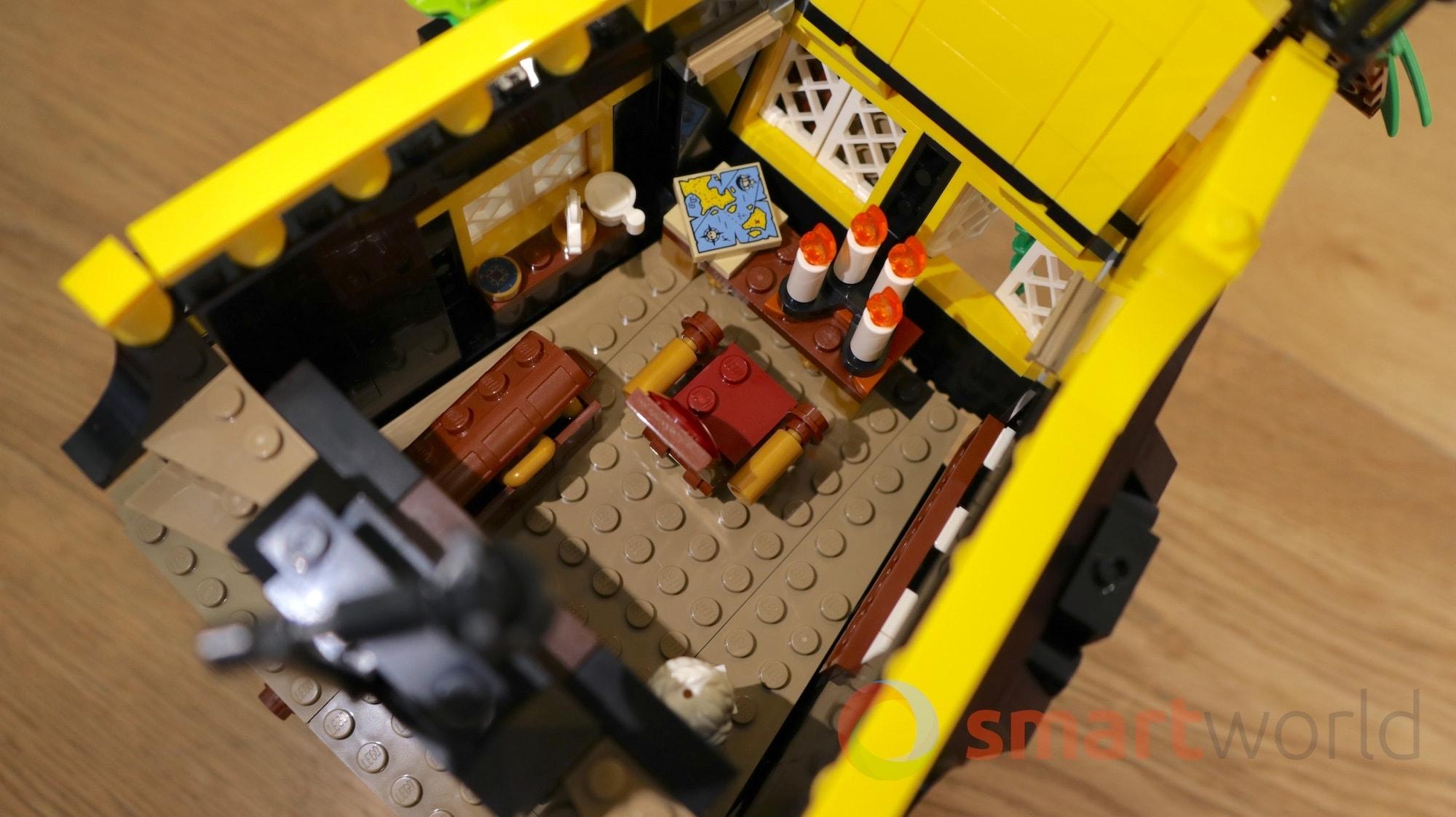 Pirati di Barracuda Bay LEGO 021