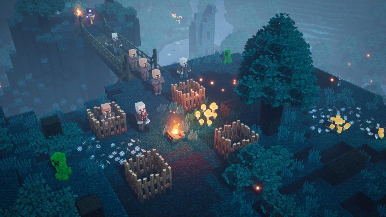 Minecraft cresce ancora: sempre più utenti ci giocano ogni mese!