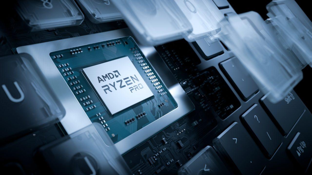 Ryzen Pro 4000: AMD sfida Intel su tutta la linea, anche quella dei portatili business (e non solo)