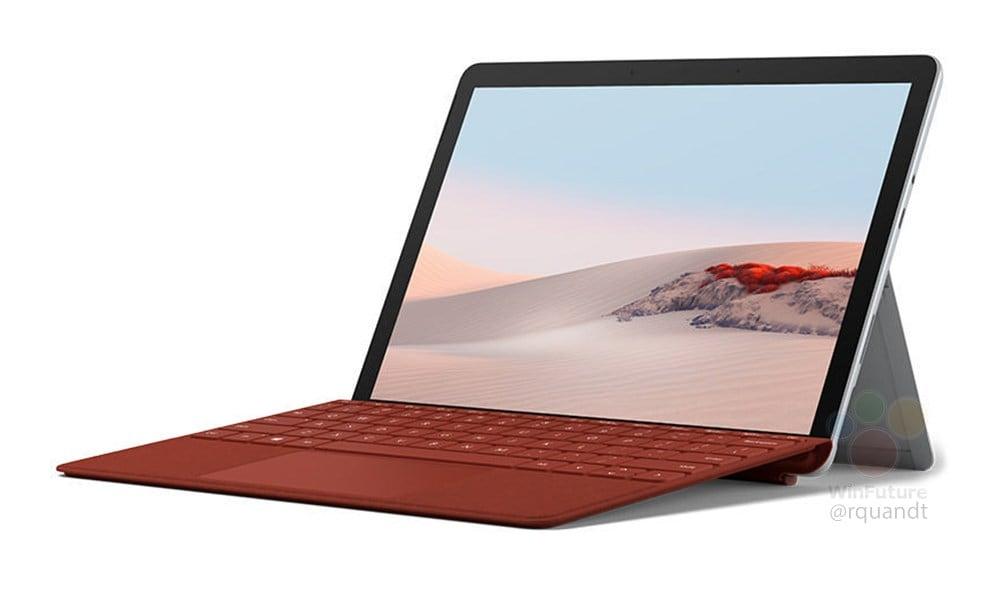 Microsoft Surface Go 2: iniziamo a vederlo in qualche immagine (foto)