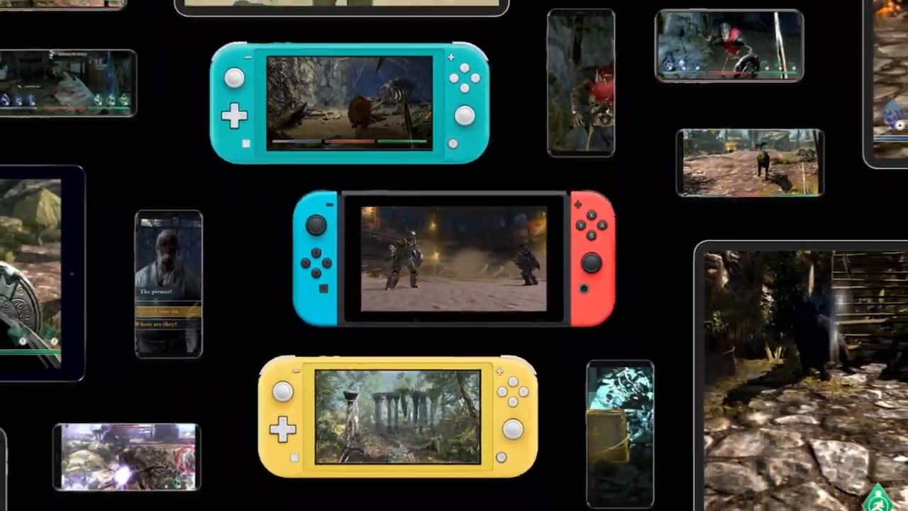 The Elder Scrolls: Blades arriva su Nintendo Switch: nuove missioni, cross-platform e download gratuito