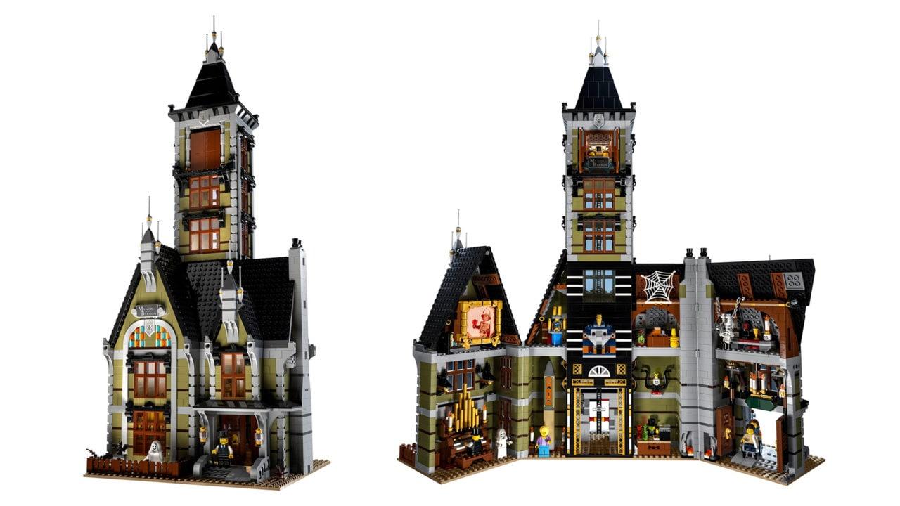 La nuova Casa Stregata è probabilmente uno dei set LEGO più belli di sempre (foto)