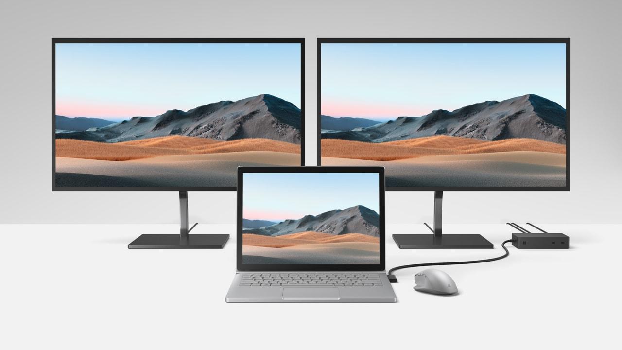 Microsoft Surface Dock 2 ufficiale: l'hub dei vostri sogni, se non fosse per il prezzo (foto)