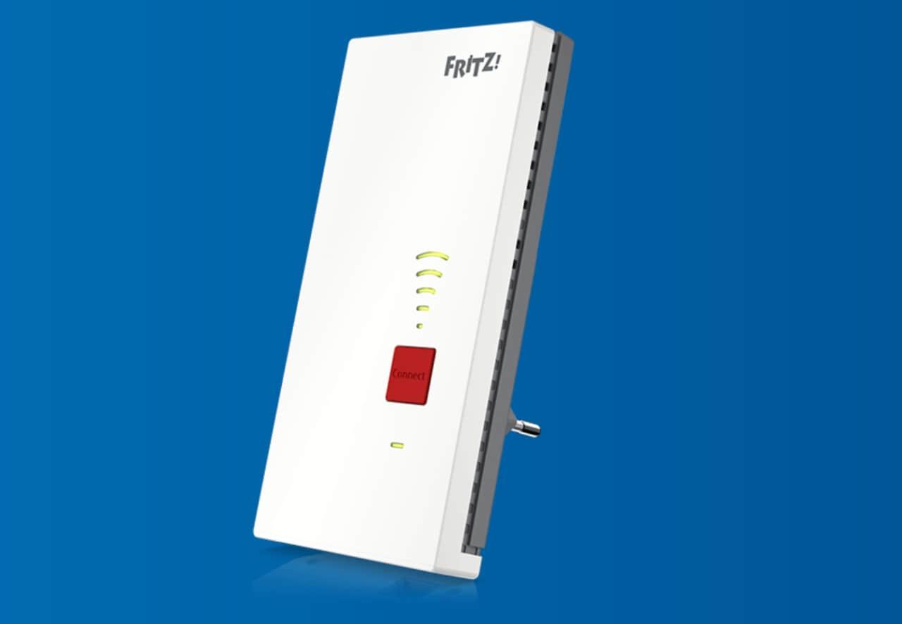 Ripetitore Wi-Fi FRITZ! in super offerta su Amazon: prezzo ribassato!