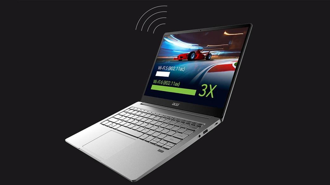 """Acer Swift 3 in sconto su Amazon: ottimo portatile da 14"""" per smart working"""
