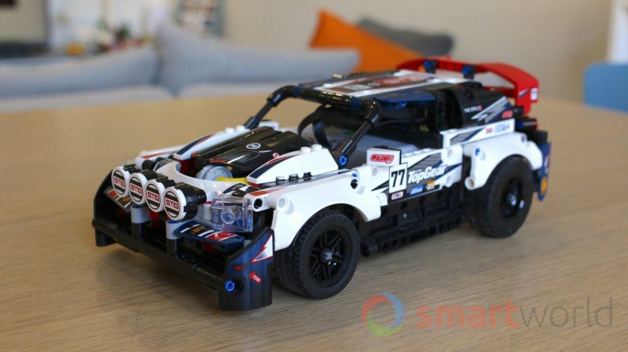 LEGO Auto da Rally Top Gear telecomandata 42109: la foto-recensione