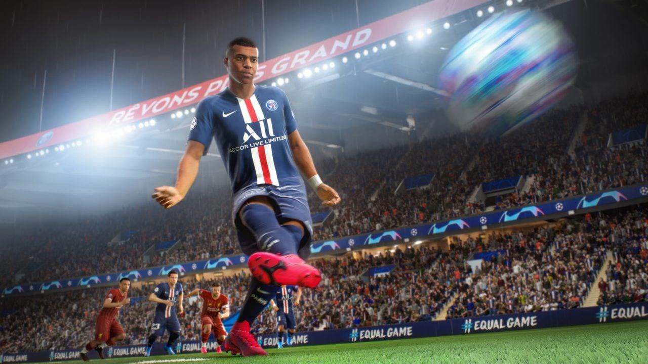 Offerte FIFA 21 da 36,19€ per PS4, XBOX ONE, PS5, SERIES X, PC, SWITCH - prezzo più basso