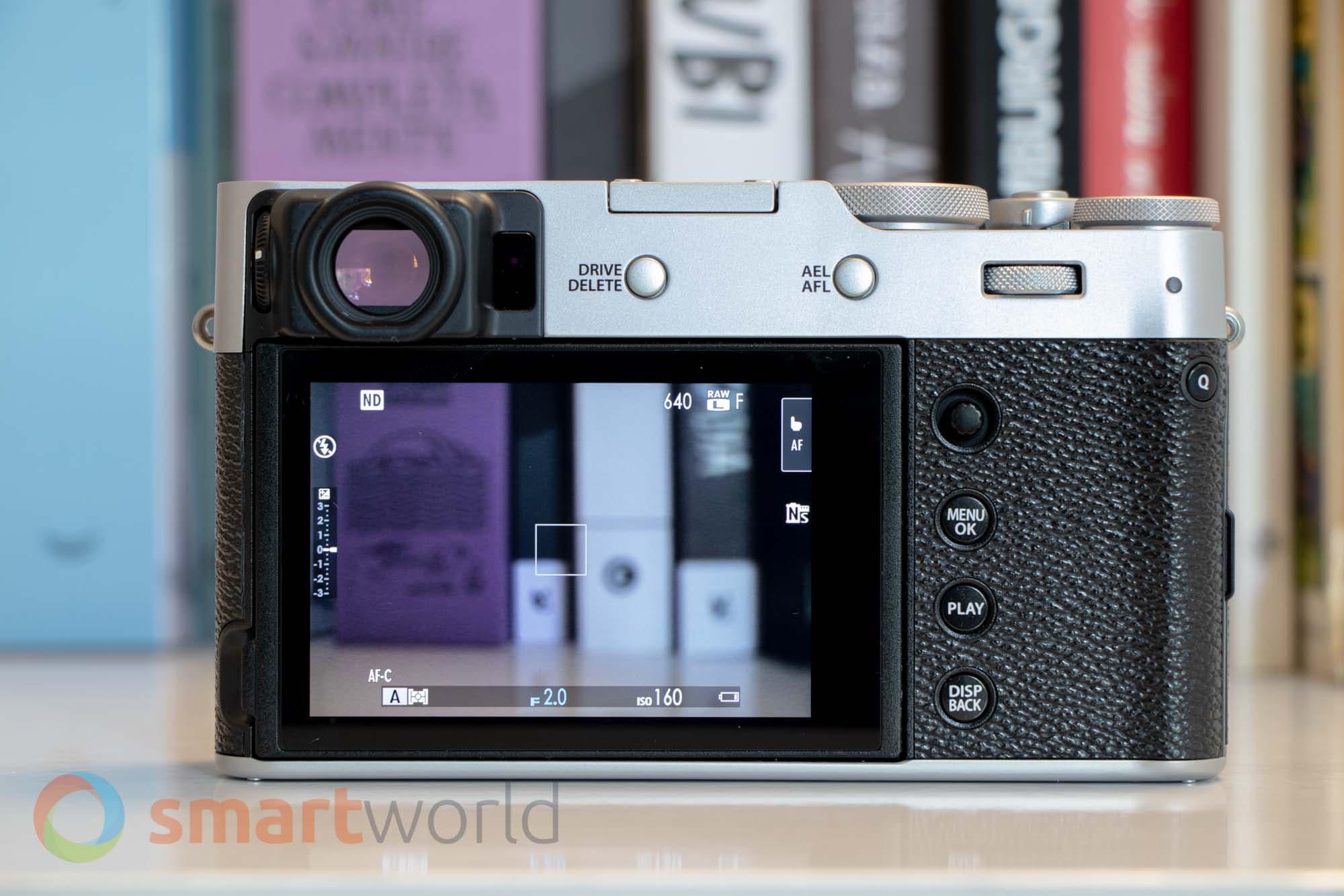 Fujifilm X100V – Corpo LOGO 08