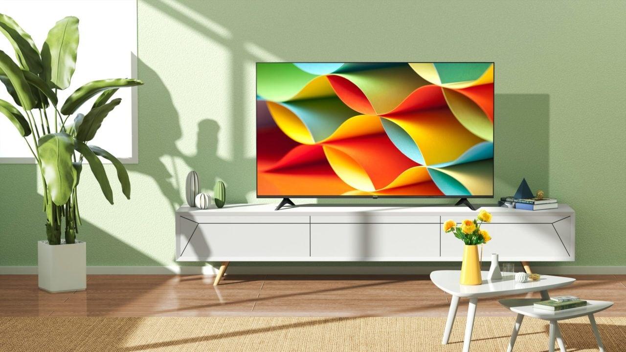 Ad Hisense non interessa Google TV per il momento, sta bene con Android TV