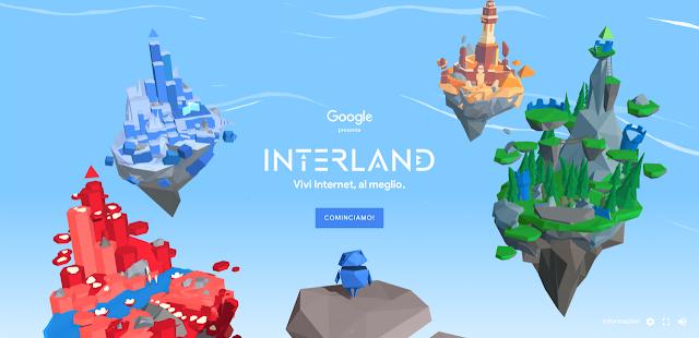Google presenta Interland, un mondo digitale dove i bambini imparano le basi della sicurezza online (foto)