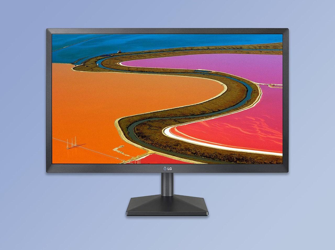 Super sconto Amazon: bastano 79€ per acquistare questo monitor LG