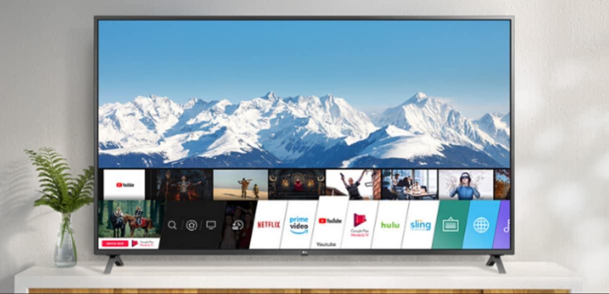 """Offerta lampo per LG TV 4K da 43"""": imperdibile a 349€ solo per oggi!"""