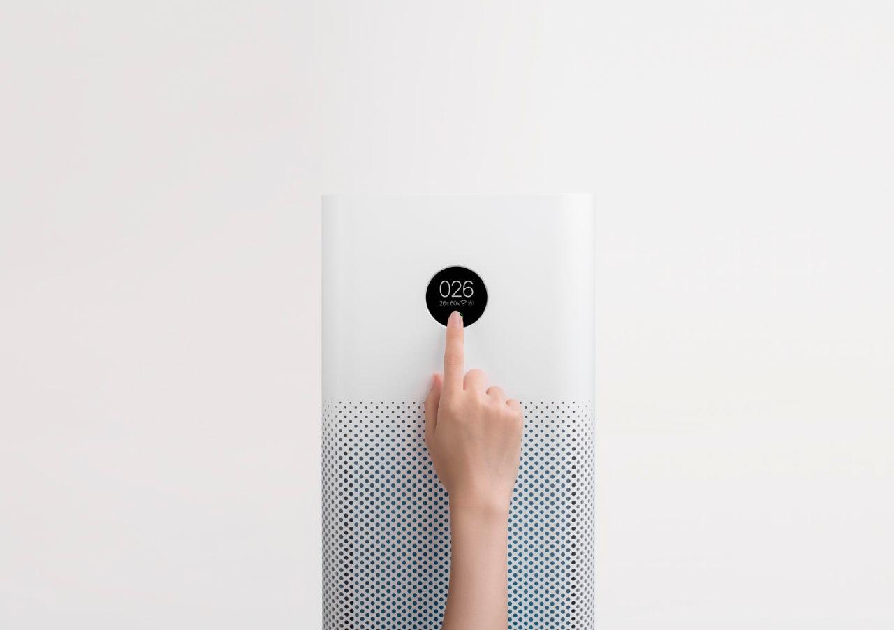 La qualità dell'aria in casa è importante: Xiaomi Mi Air Purifier 3H arriva in Italia (foto)