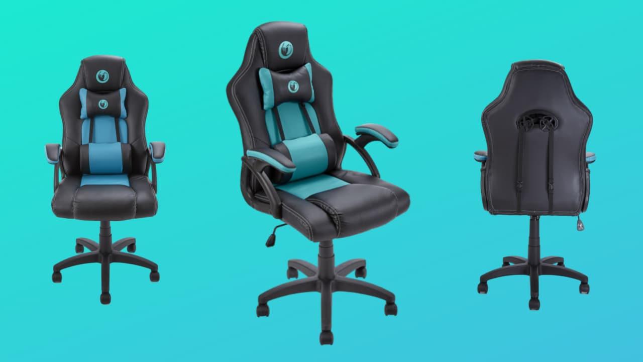 In cerca di una sedia comoda? Nacon CH-300 è la soluzione, ed oggi è in offerta!