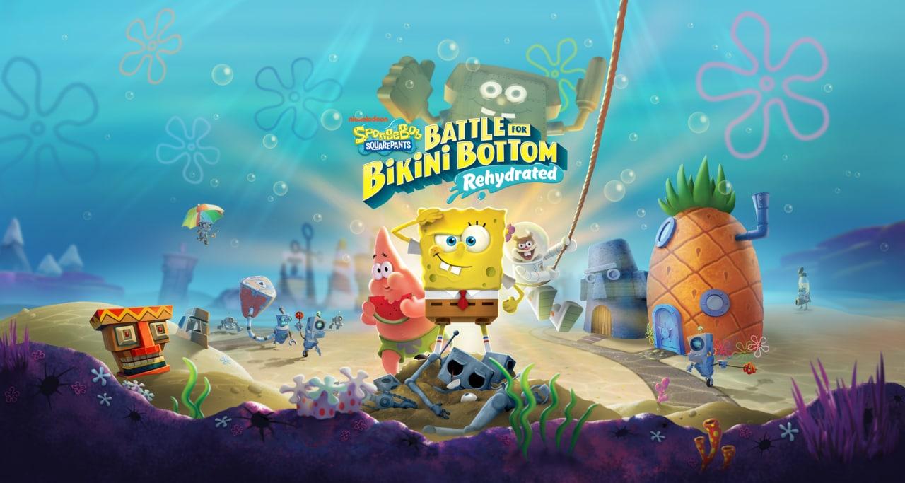 Recensione SpongeBob SquarePants: BFBB Rehydrated – L'infanzia in HD