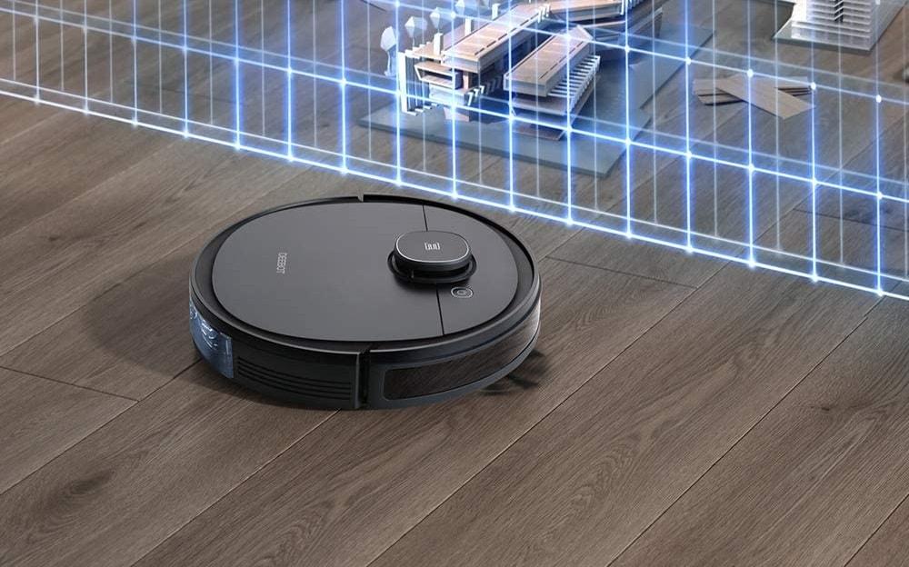 Offerte Robot Aspirapolvere: prezzi pazzi per ECOVACS solo per utenti Prime