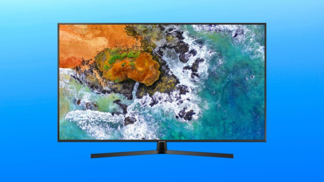 Samsung Smart TV serie NU7400 in sconto su Amazon: 65 pollici, 4K e buon prezzo