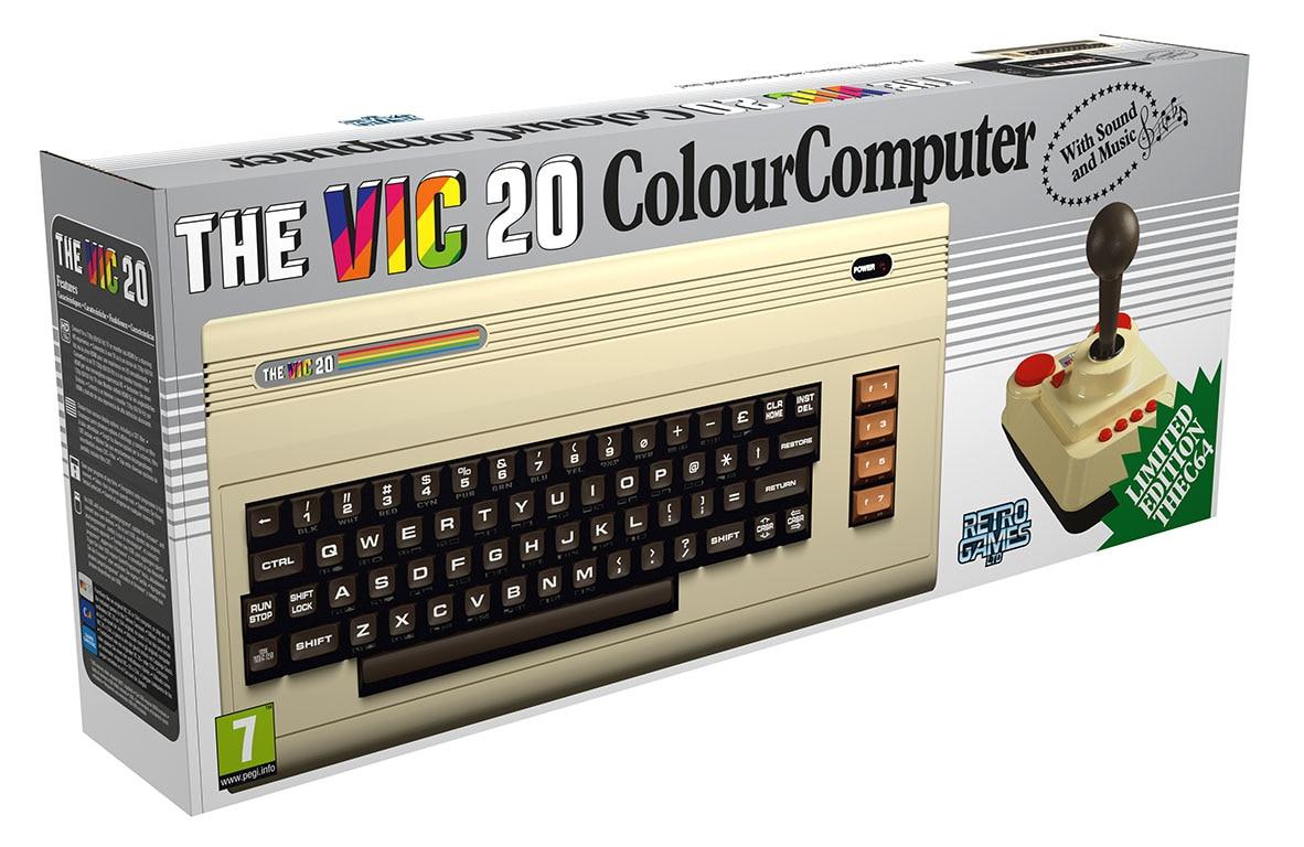 Il Commodore VIC-20 ritorna alla ribalta con la sua nuova edizione: THEVIC20 (video e foto)