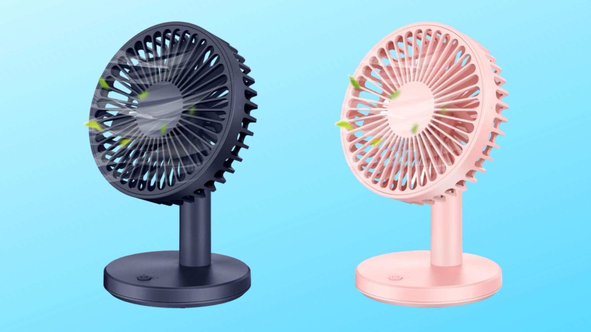 Ventilatori USB in offerta: scegliete il vostro compagno dell'estate! - image  on https://www.zxbyte.com