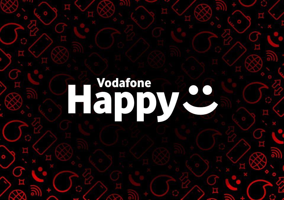 Vodafone Happy Friday: sconti da Kiko e NutriBees
