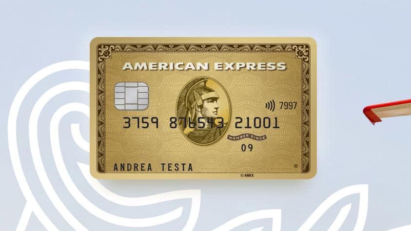 200€ di Sconto Amazon per i nuovi clienti con Carta Oro American Express