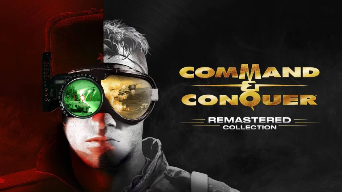 Command & Conquer Remastered Collection è ora disponibile su Steam e Origin