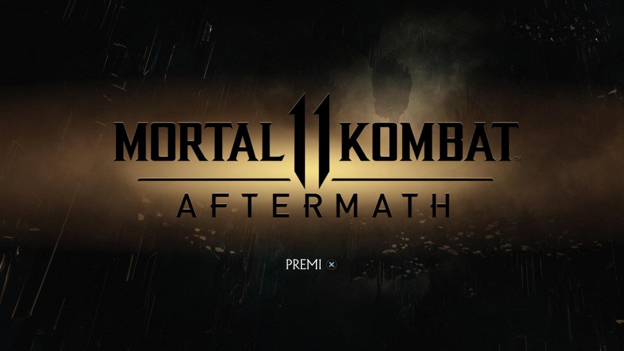 Mortal Kombat 11: Aftermath, la nostra prova: ancora più grande, ancora più... amichevole?! (foto e video)