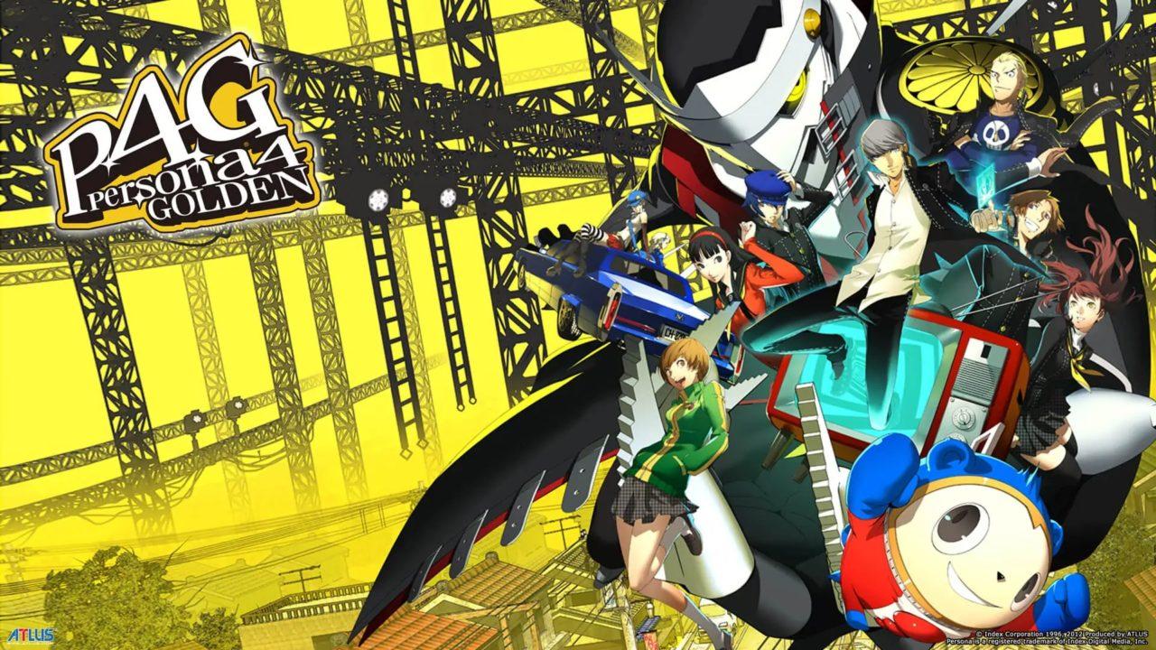 Persona 4 Golden: il mitico JRPG ATLUS sbarca su PC a soli 19,99€! (video)