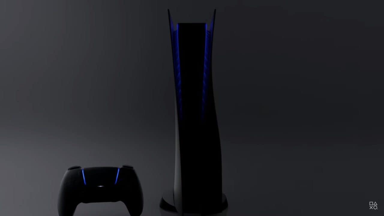 PS5: come sarebbe in colorazione full black? Ecco alcuni concept (foto)