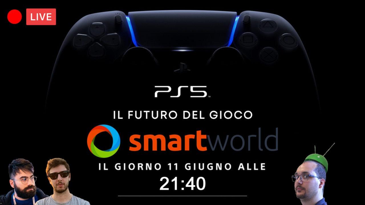 Evento giochi PlayStation 5: seguitelo in diretta con noi! (video)