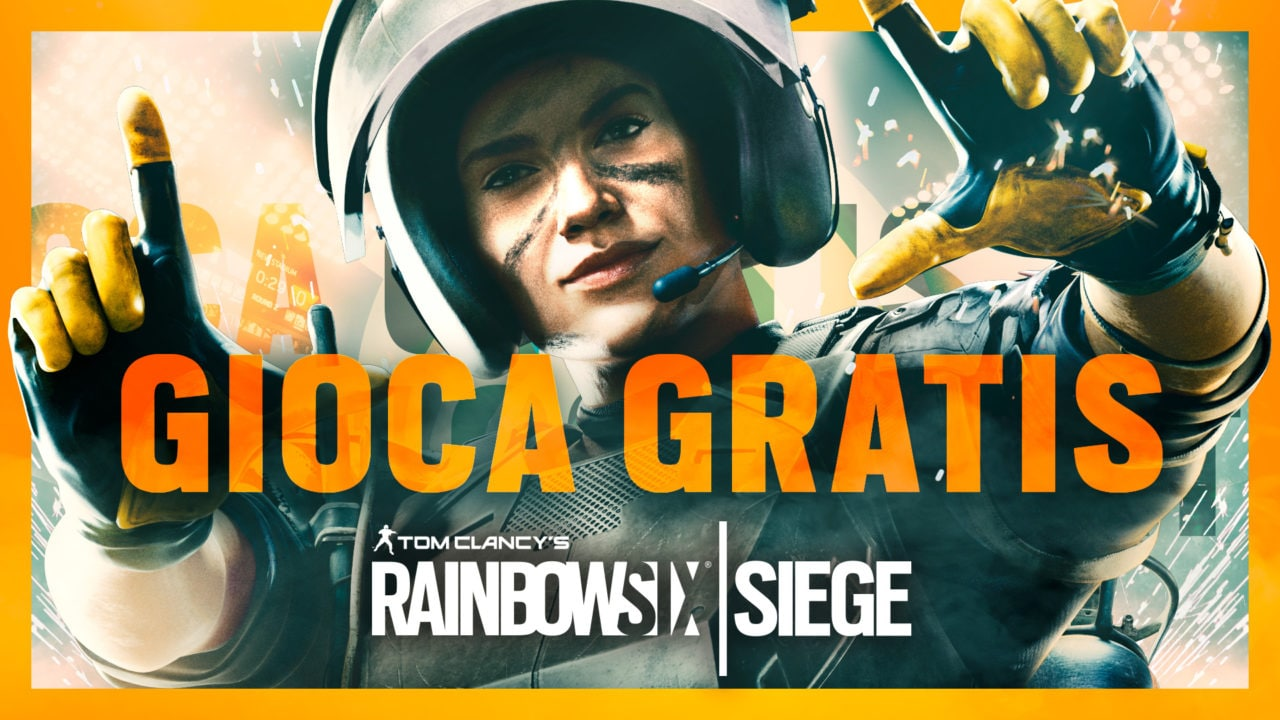 Ritorna il free weekend per Rainbow Six Siege: potrete giocarci gratis dall'11 al 15 giugno! (video)