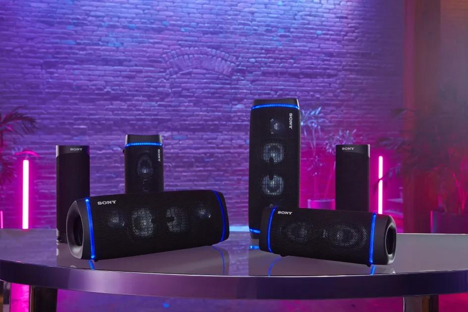 Sony svela i nuovi speaker wireless EXTRA BASS: passi in avanti per qualità sonora, resistenza e autonomia (foto)