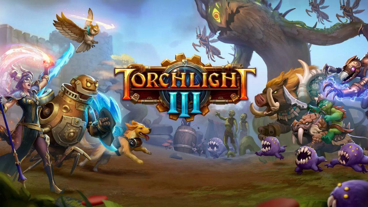Cosa aspettarsi dall'accesso anticipato di Torchlight 3? (foto e video)