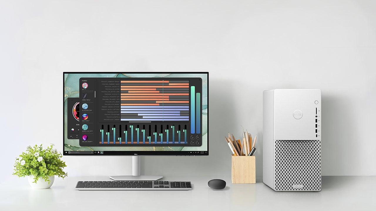 Dell annuncia il nuovo XPS Desktop PC, una nuova colorazione per l'XPS 15 e tre nuovi monitor 4K (foto)