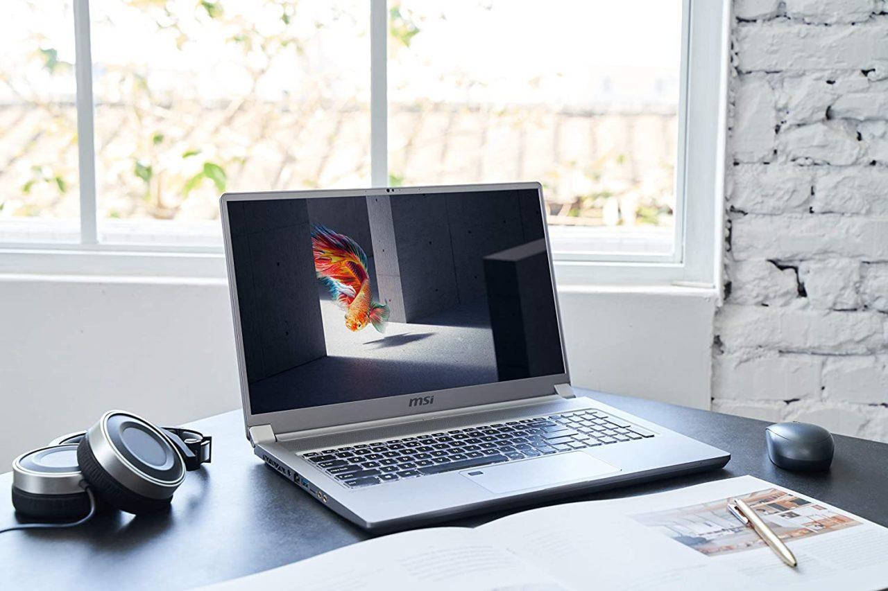 Arriva in Italia l'MSI Creator 17, il primo laptop con display miniLED al mondo (foto)