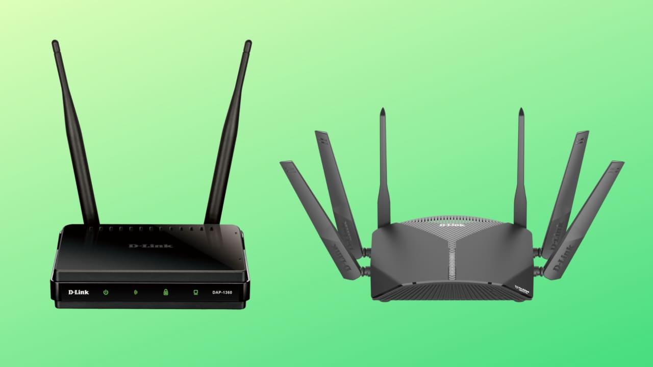 Migliorate Internet con queste promo D-Link: Access Point e Router in sconto!